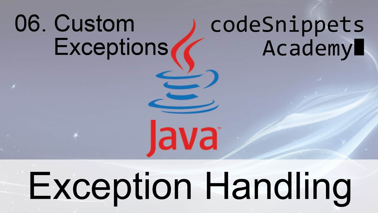 python 3 exception handling example
