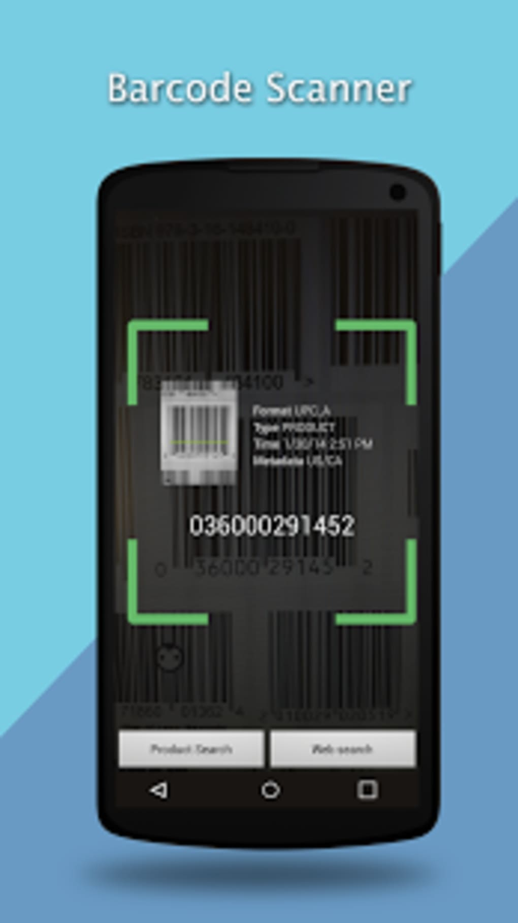 qr code scanner for android example