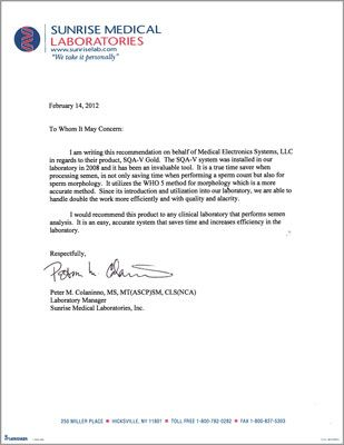 example medical school reference letter