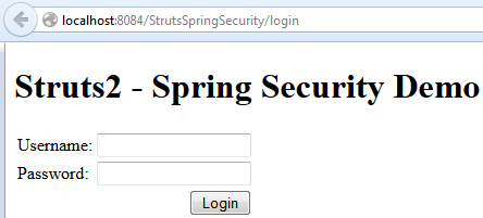 what is spring security with example