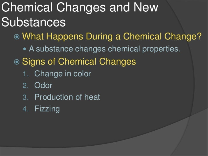 example of a physical change that can be reversed