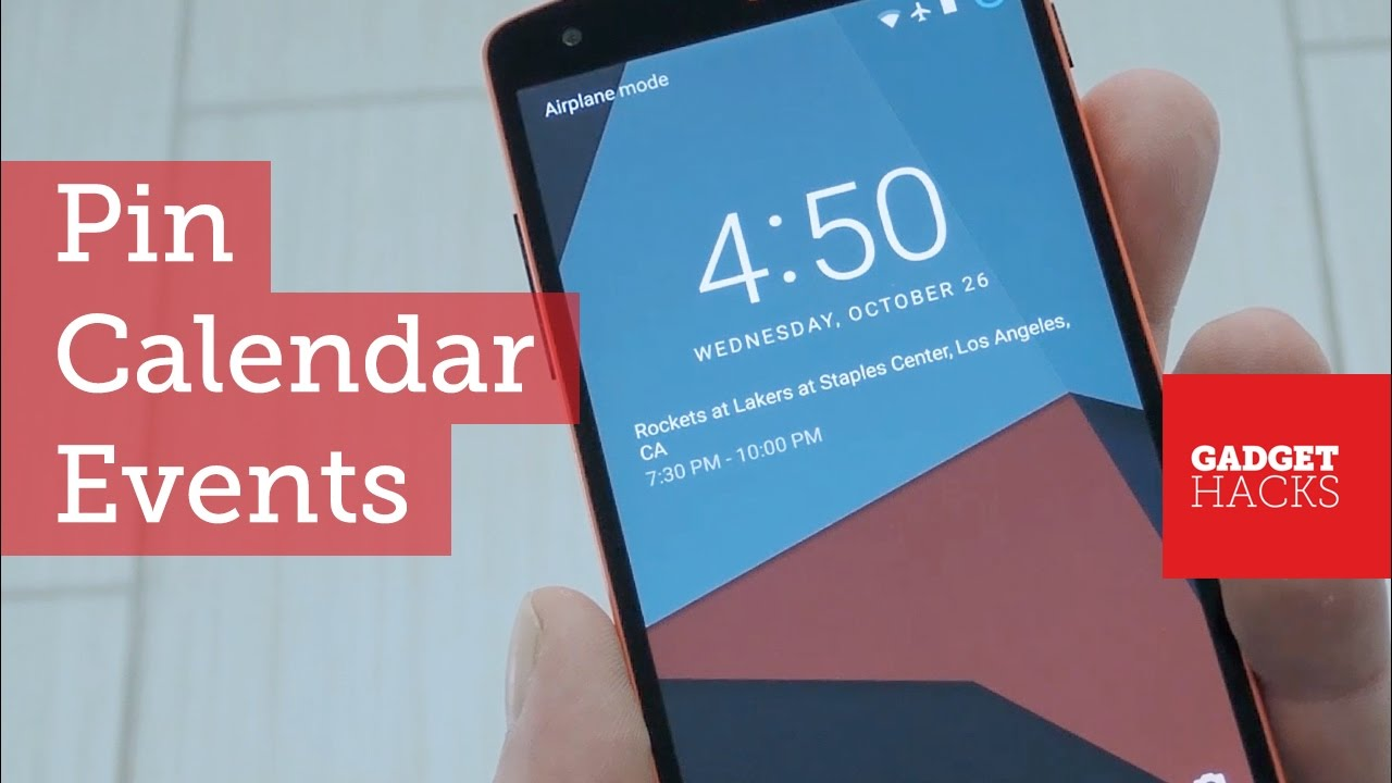 add event to calendar android example