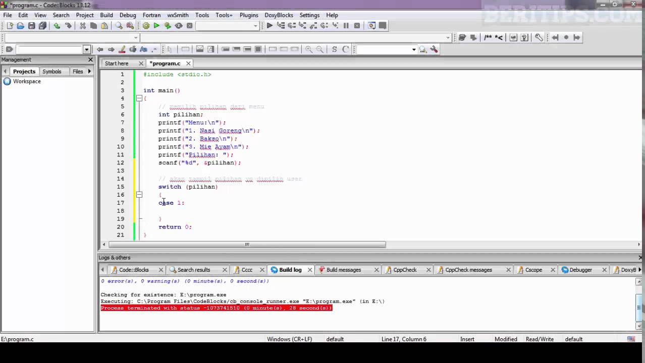 example of for loop in matlab