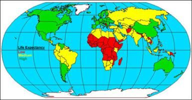 example of cartography in geography
