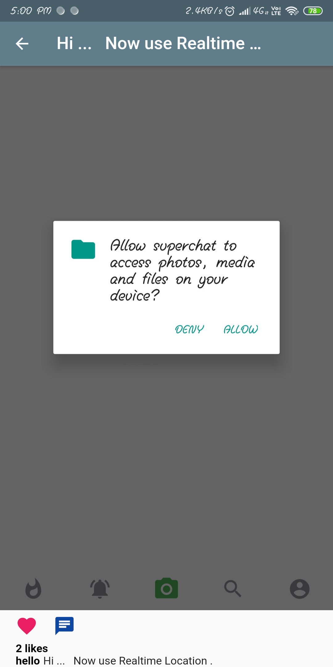 android chat example source code firebase