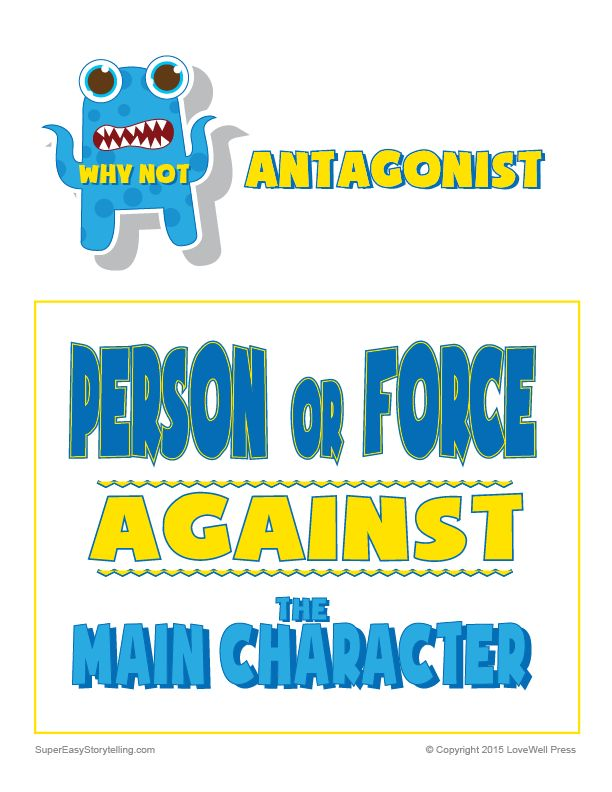what is an example of an antagonist